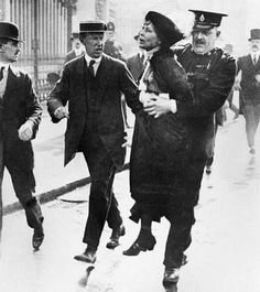 Edith Garrud. The 1st female martial arts instructor in the Western world, judo-flipping the hell out of armed men, using her powers to fight London police who tried to violently break up women's suffrage rallies. Her skills were used to train ju-jitsu suffragettes who protected other women against those who thought they could stand in the way of a woman's right to vote. Oh, and she was also the 1st female fight choreographer in British film history.