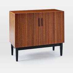 Reede Bar Cabinet Low