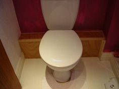 boxing in pipes behind toilet - Google Search