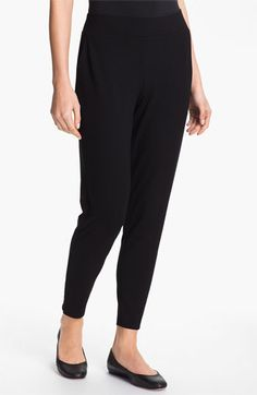 Eileen Fisher Slouchy Tapered Pants (Regular & Petite) (Online Only) available at #Nordstrom