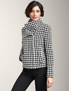 Sharp jacket