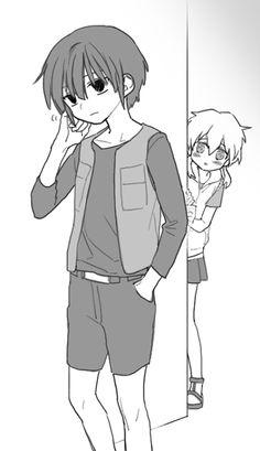 Hibiya & Hiyori ( genderbander) | Kagerou Project