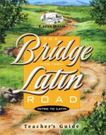 Working on a rock solid grammar program with my 4th grade son so he will be ready for Latin. The Bridge to the Latin Road is that rock solid program.