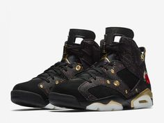 40e2e5d61e84 Official Air Jordan 6 Chinese New Year hub page. View all imagery