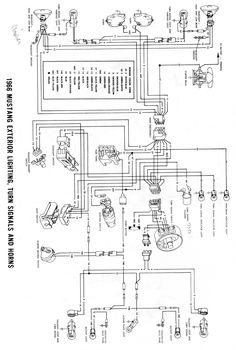 wiring diagrams for 1966 mustang comvt info 1967 Mustang Wiring Diagram 1967 mustang turn signal wiring diagram jodebal, wiring diagram 1967 mustang wiring diagram