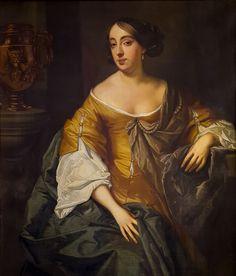 Énorme fine 17th century english master portrait de lady antique peinture à l'huile lely in Art, Paintings, Antique (Pre-1900) | eBay