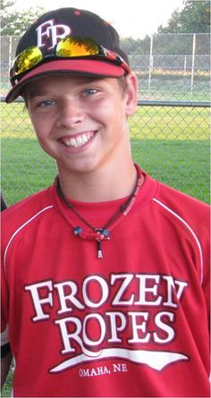 This is Nolan Zikas. He is a 16 year old that lives in Papillion, Nebraska. A few months ago he got cleared of cancer. Yesterday, he had another biopsy & they found a spot on his lung. Please repin to show support & pray for Nolan's full recovery as there is a very likely chance of him facing his second battle with cancer. #TeamZeke