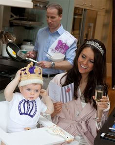 Kate Middleton's First Mother's Day With Baby George* | Parenting - Yahoo Shine