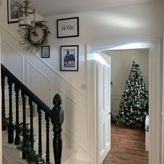 Monochrome Color, Moon Print, Home Buying, Christmas Decorations, New Homes, Stairs, Colours, Elegant, Classic