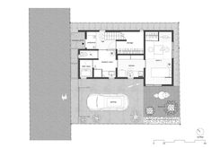 House Ageo,First Floor Plan