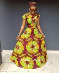 African Print Dresses @nedim_designs +27829652356 African American Fashion, Latest African Fashion Dresses, African Print Dresses, African Print Fashion, African Wear, African Attire, African Women, African Dress, African Prints