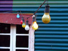 caminito de luces