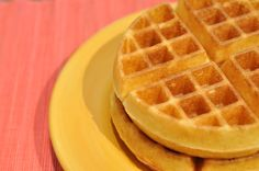 The Best Gluten Free Dairy Free Waffle or Pancake Recipe - or so I've heard. I should try these!