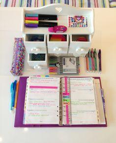 Planner supplies - provisiones para agendas, organizadores, y cajitas X)
