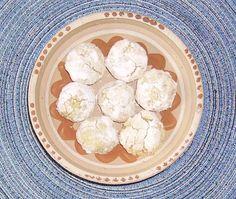 Mia's Glutenfreie Gaumenfreuden: Kokos-Mandel-Ghoribas (gluten-, mehl- und milchfrei)