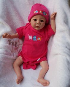 From: Kristy's Baby Doll Creations (on FaceBook)  Cute!!