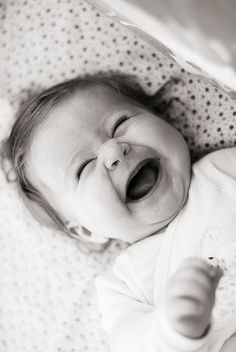 Is there anything better than a baby laugh? (The answer is no. There is not)