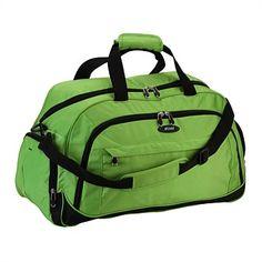 Briscoes - Altitude Green Travel Bag