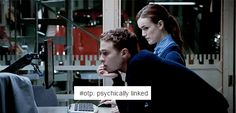 otp: psychically linked    Leo Fitz, Jemma Simmons    Text Posts    #animated #meme #fitzsimmons