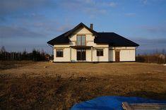 Projekt domu Amanda 176,42 m2 - koszt budowy 194 tys. zł - EXTRADOM