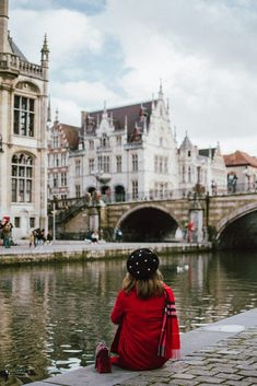 How to spend 24 hours in Ghent, Belgium Belgium Travel Destinations Honeymoon Backpack Backpacking Vacation Ghent Belgium, Brussels Belgium, Belgium Europe, Travel Belgium, Europa Im Winter, Cool Places To Visit, Places To Go, Winter Outfits, Where To Go