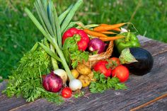 October is Vegetarian Awareness Month! Celebrate abundance all month long! #Events