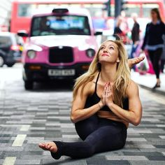 """10.6k Likes, 177 Comments - Kino MacGregor (@kinoyoga) on Instagram: """"London Calling  I'm so excited to announce that I'll be teaching here in London next year.…"""""""