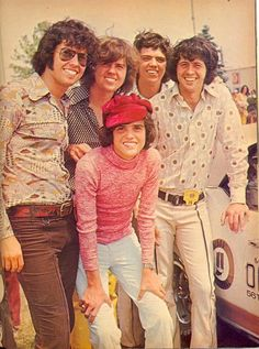 The Osmonds....oh, heavy sigh....