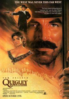 """1990's """"Quigley Down Under"""""""