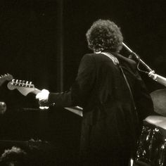 Bob Dylan and the Band at the Oakland Coliseum, 1974