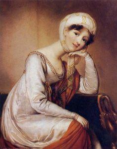 1800s - Anne Dorothee von Medem by ?