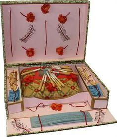 Bobbin lace pillow Lot 239 – La dentelle aux fuseaux. – TABLEAUX - LITHOGRAPHIES - OBJETS D`ART / PANTINGS - LITHOGRAPHS - WORK OF ART 19 Mar 2014 Sewing Accessories, Winter Accessories, Bobbin Lacemaking, Types Of Lace, Lace Art, Bobbin Lace Patterns, Needle Lace, Sewing Box, Lace Making