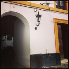 sevilla barrio santa cruz