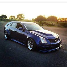 CTS-V wagon Cadillac Cts V, Cadillac Escalade, My Dream Car, Dream Cars, Cts V Wagon, General Motors Cars, Big Girl Toys, Wagon Cars, Sports Wagon
