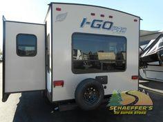 New 2017 EverGreen RV i-Go G267RLS Travel Trailer at Tom Schaeffer's RV Superstore | Shoemakersville, PA | #11329