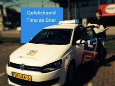 Hoera! Gefeliciteerd Timo de Boer!
