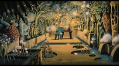 I love this room - from Nausicaa of the Valley of the Wind (Studio Ghibli, 1984)