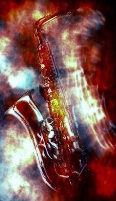 music,saxophone