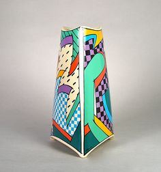 Dorothy Hafner, Flash One range designed in the 80's and produced by Rosenthal.