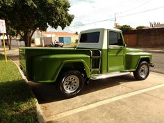 Ford F75 Hot
