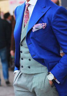 High fashion, high quality of life.