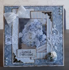 Hunkydory Crafts, Birthday Cards, Floral Design, Card Making, Greeting Cards, Frame, Design Cards, Calendar Ideas, Inspiration