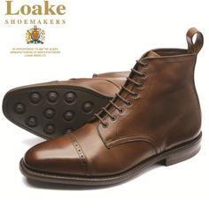 Loake Hyde Premium Derby*