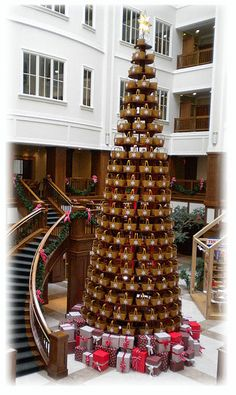 Longaberger Christmas Tree