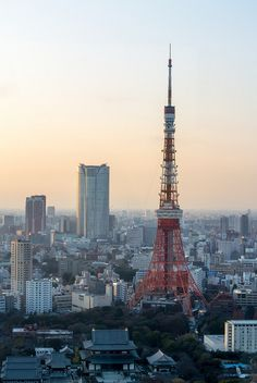Tokyo tower | Flickr – Compartilhamento de fotos!