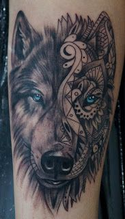 POWER DRAGON TATTOO: Lobo Maori