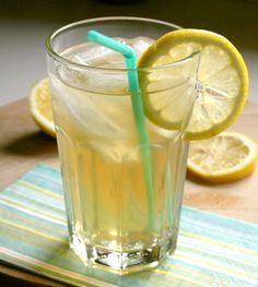 Copycat Starbucks Shaken Iced Peach Green Tea Lemonade Recipe