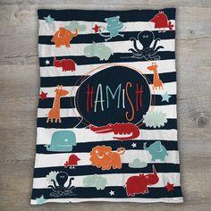 3205430721cf Personalised Fleece Kids Blanket   Baby Blankets With A Custom Name