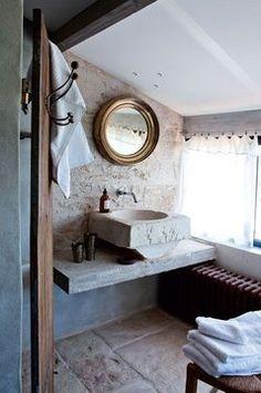 La salle de bains aux goûts du XIXe
