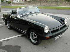 1979 MG Midget I had a brown one same year!